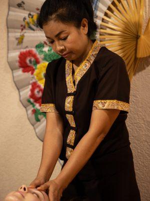 сила сиама тайский массаж видное